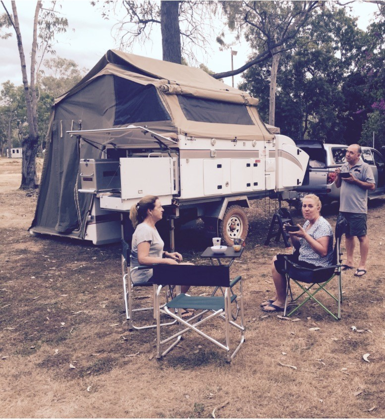 Development Road Campsite 2017